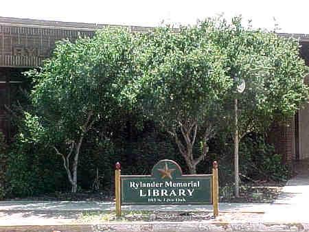 Rylander Memorial Library