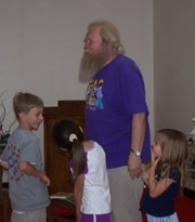 Carl and Kids